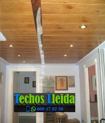 Presupuestos de techos de aluminio en Vilanova de Segrià Lleida