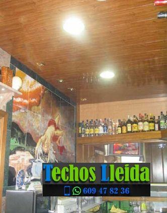 Presupuestos de techos de aluminio en Vinaixa Lleida