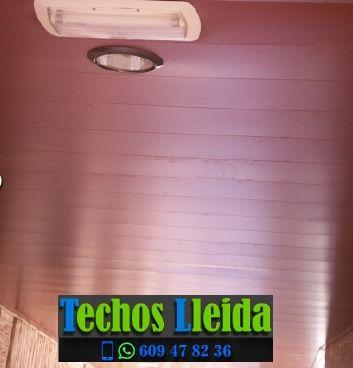 Techos de aluminio en Alcanó Lleida