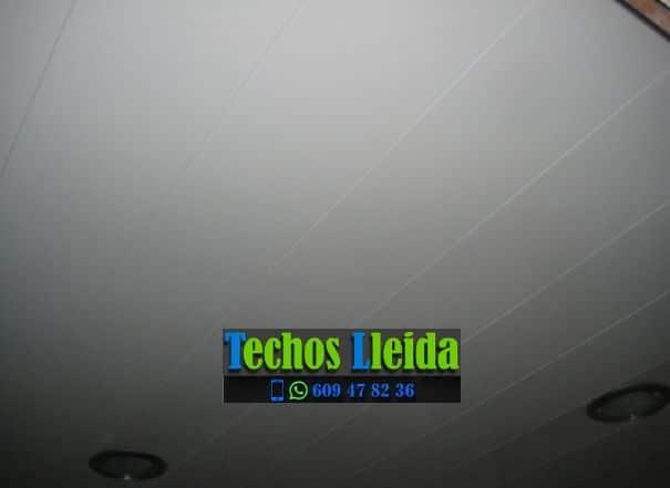 Techos de aluminio en Alcarràs Lleida
