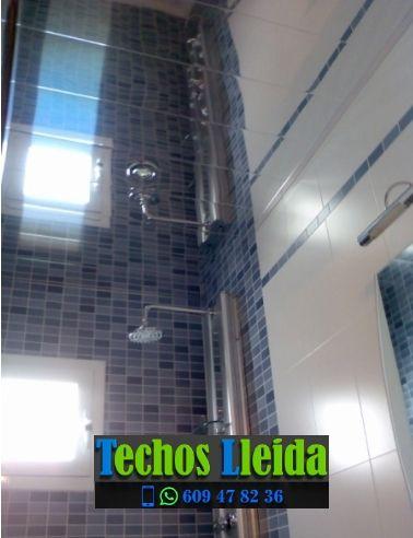 Techos de aluminio en Algerri Lleida