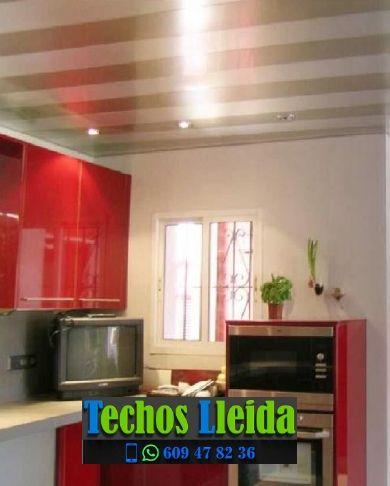 Techos de aluminio en Alguaire Lleida