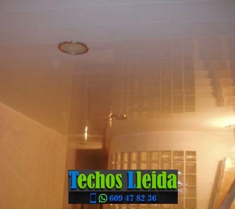 Techos de aluminio en Alpicat Lleida
