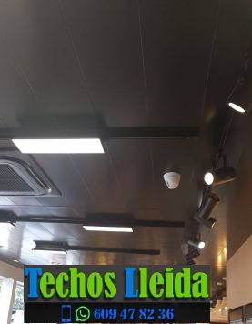 Techos de aluminio en Alt Àneu Lleida