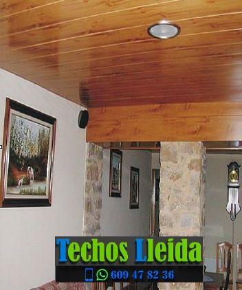 Techos de aluminio en Anglesola Lleida