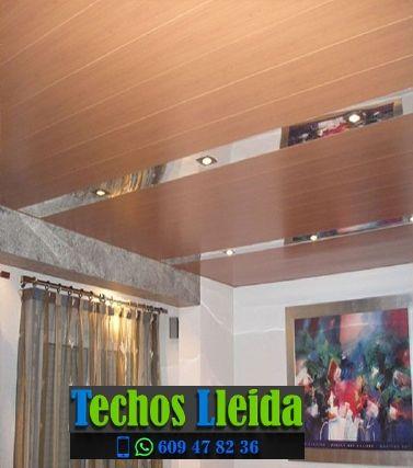 Techos de aluminio en Arbeca Lleida