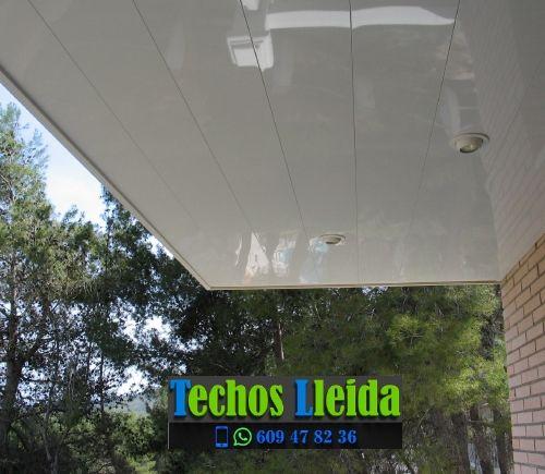 Techos de aluminio en Arró Vall d'Aran Lleida
