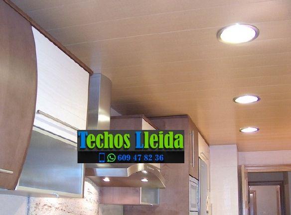 Techos de aluminio en Arròs Vall d'Aran Lleida