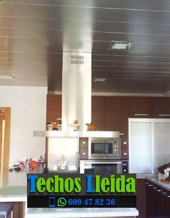 Techos de aluminio en Aspa Lleida