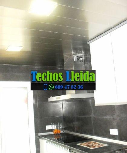 Techos de aluminio en Baix Pallars Lleida