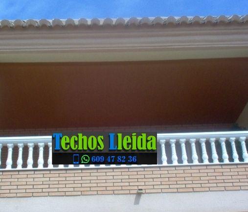 Techos de aluminio en Bassella Lleida