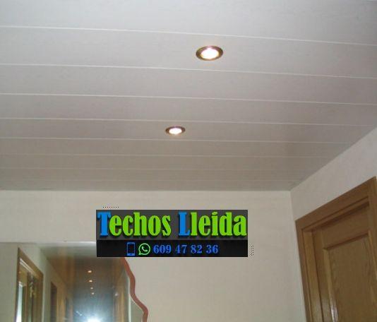 Techos de aluminio en Bausen Lleida