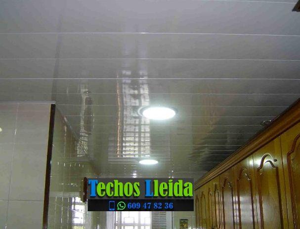 Techos de aluminio en Bausen Valle de Arán Lleida