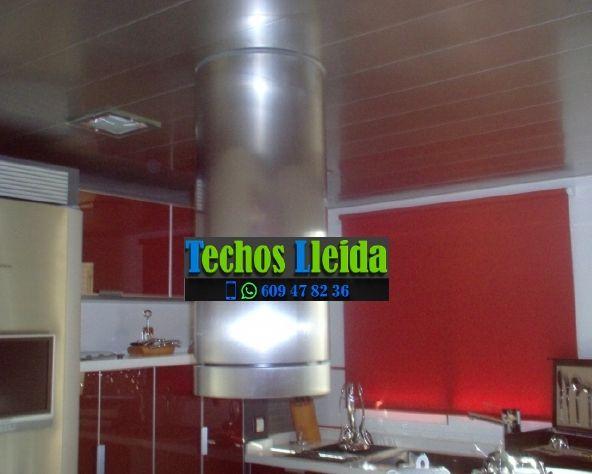 Techos de aluminio en Begós Val d'Aran