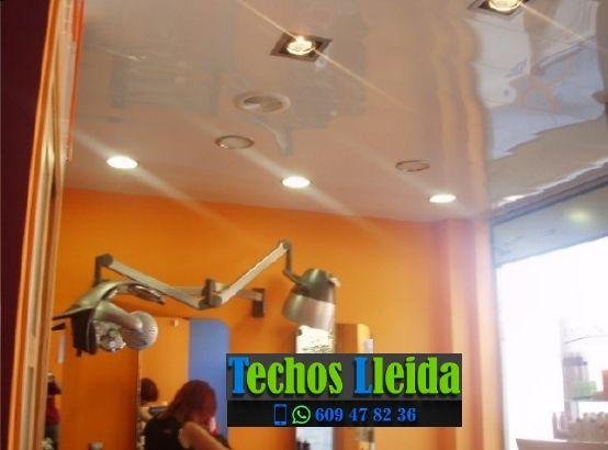 Techos de aluminio en Belianes Lleida