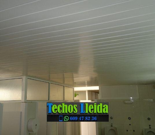 Techos de aluminio en Bellaguarda Lleida