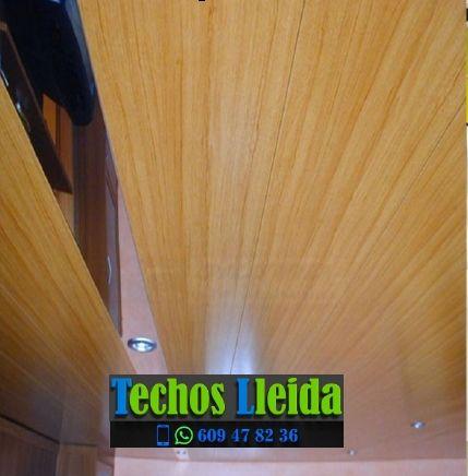 Techos de aluminio en Cabó Lleida