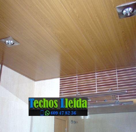 Techos de aluminio en Castellar de la Ribera Lleida
