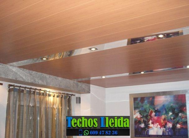 Techos de aluminio en Castellnou de Seana Lleida