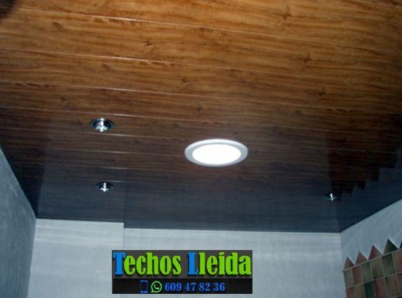 Techos de aluminio en Castelló de Farfanya Lleida