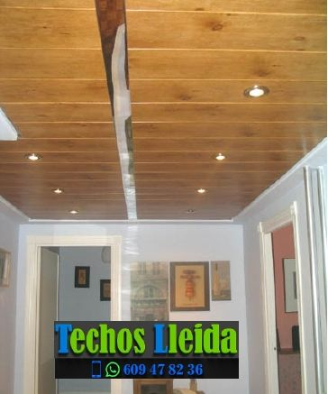 Techos de aluminio en Castellserà Lleida