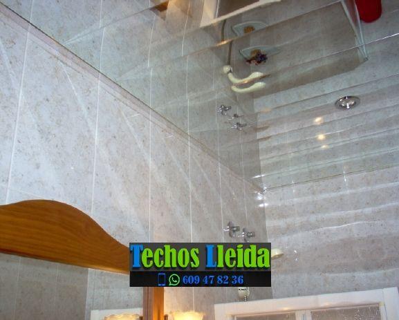 Techos de aluminio en Cervià de les Garrigues Lleida