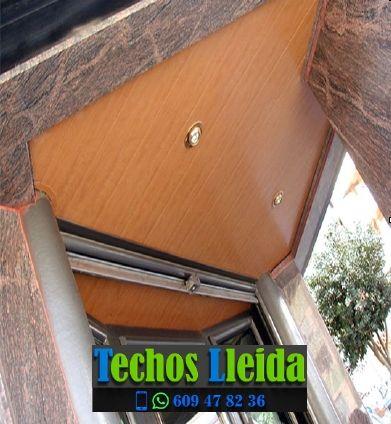 Techos de aluminio en Ciutadilla Lleida