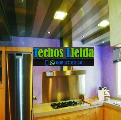 Techos de aluminio en Corbins Lleida
