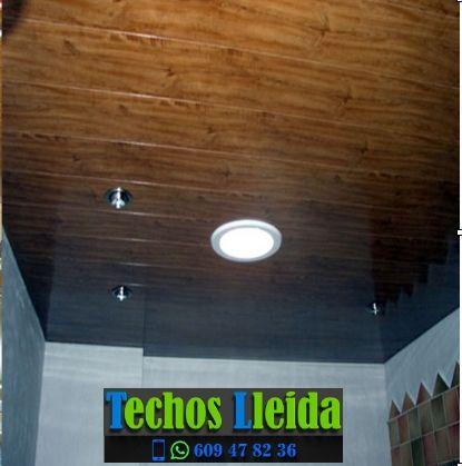 Techos de aluminio en Cubells Lleida