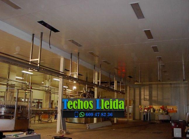 Techos de aluminio en El Pont de Suert Lleida