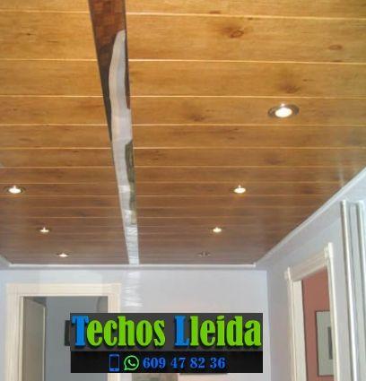 Techos de aluminio en Els Alamús Lleida