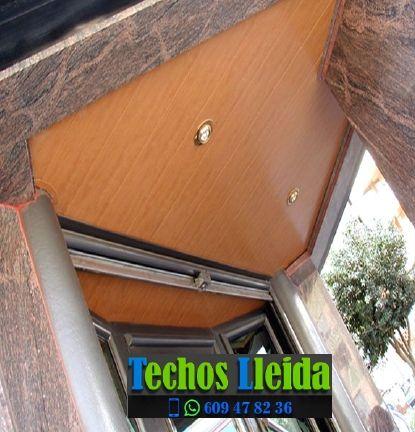 Techos de aluminio en Els Torms Lleida