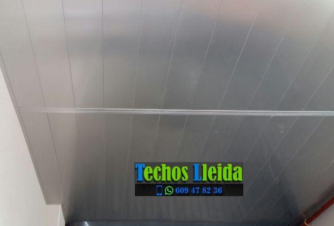 Techos de aluminio en Era Bordeta Valle de Arán Lleida