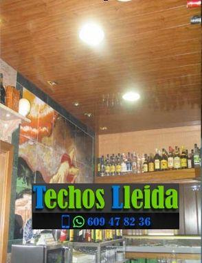 Techos de aluminio en Es Bòrdes Lleida