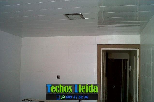 Techos de aluminio en Estamariu Lleida