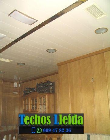 Techos de aluminio en Estaràs Lleida
