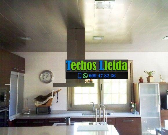 Techos de aluminio en Farrera Lleida