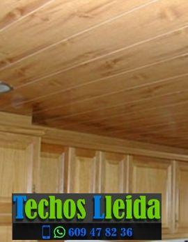 Techos de aluminio en Foradada Lleida