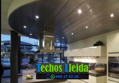 Techos de aluminio en Gavet de la Conca Lleida