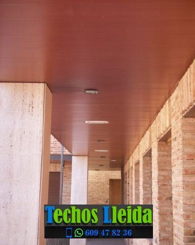 Techos de aluminio en Gessa Valle de Arán Lleida