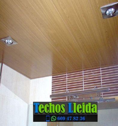 Techos de aluminio en Golmés Lleida