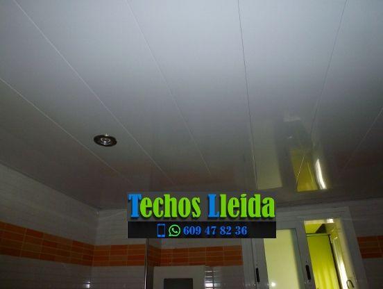 Techos de aluminio en Granyanella Lleida