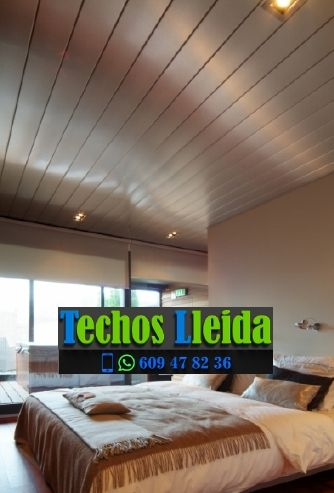 Techos de aluminio en Isona i Conca Dellà Lleida