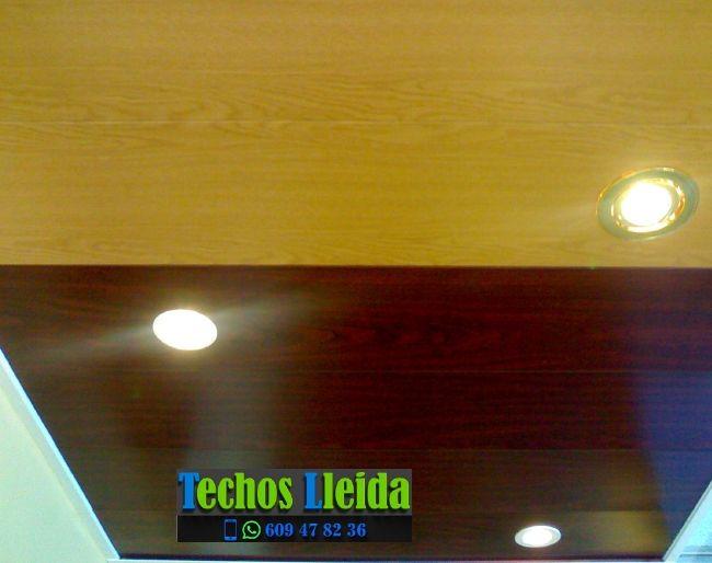 Techos de aluminio en Juncosa Lleida