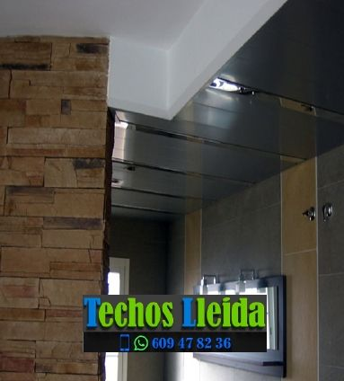 Techos de aluminio en La Molsosa Lleida