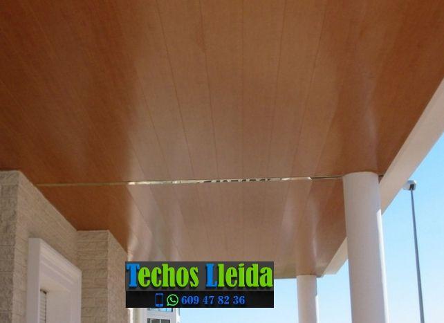 Techos de aluminio en La Sentiu de Sió Lleida