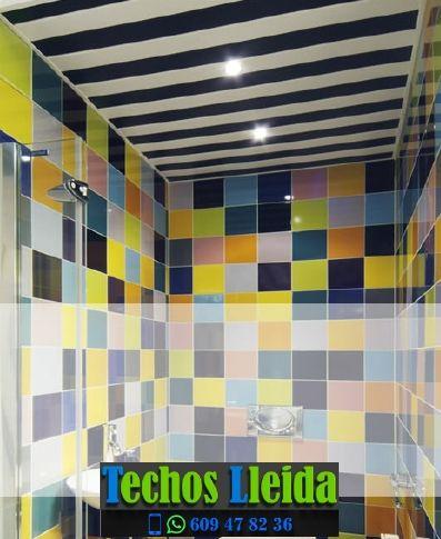 Techos de aluminio en La Vansa i Fórnols Lleida