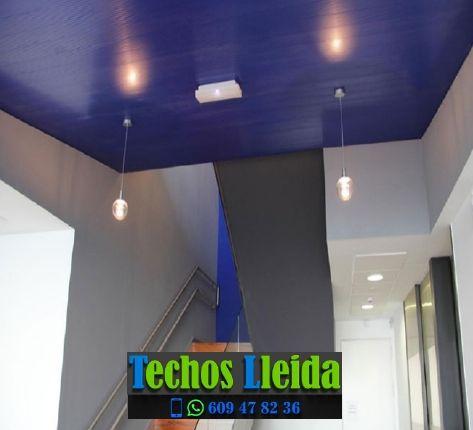 Techos de aluminio en Les Lleida