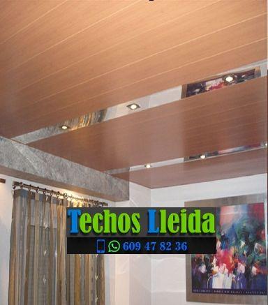 Techos de aluminio en Lladurs Lleida