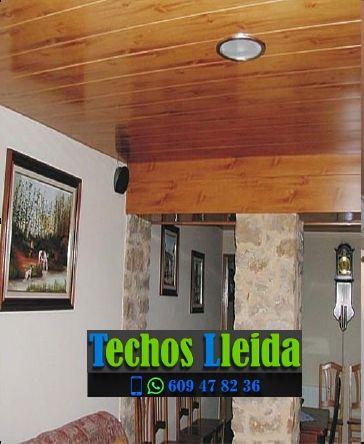 Techos de aluminio en Llardecans Lleida